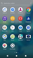 Sony Xperia XZ - Android Oreo - Internet - internetten - Stap 2
