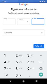 Nokia 6-1-dual-sim-android-pie - Applicaties - Account aanmaken - Stap 9