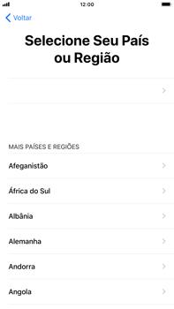 Apple iPhone 6s Plus - iOS 12 - Primeiros passos - Como ligar o telemóvel pela primeira vez -  6