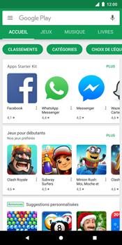 Google Pixel 2 XL - Applications - Télécharger des applications - Étape 19