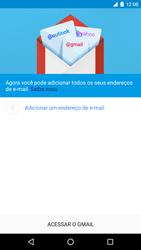 LG Google Nexus 5X - Email - Como configurar seu celular para receber e enviar e-mails - Etapa 6
