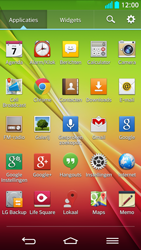 LG G2 - Internet - Aan- of uitzetten - Stap 3