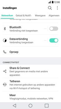 LG Stylus 2 (K520) - Netwerk selecteren - Handmatig een netwerk selecteren - Stap 4