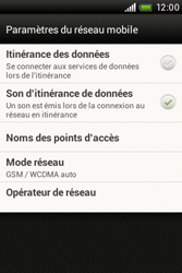 HTC A320e Desire C - Réseau - utilisation à l'étranger - Étape 8
