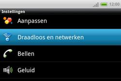 HTC A810e ChaCha - Buitenland - Bellen, sms en internet - Stap 5