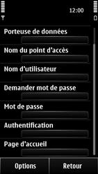 Nokia 500 - Internet - configuration manuelle - Étape 15