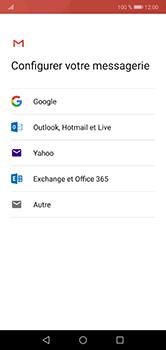 Huawei P20 Lite - E-mail - Configuration manuelle (gmail) - Étape 7