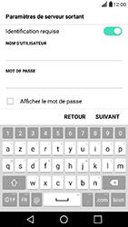 LG X Power - E-mail - Configuration manuelle - Étape 15