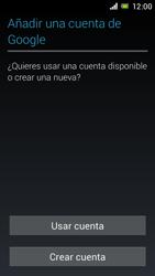 Sony Xperia J - Aplicaciones - Tienda de aplicaciones - Paso 4