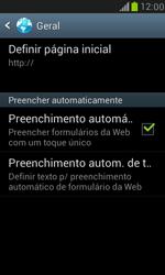Samsung I8190 Galaxy S III Mini - Internet (APN) - Como configurar a internet do seu aparelho (APN Nextel) - Etapa 23