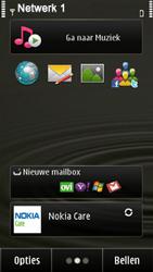 Nokia E7-00 - Bellen - in het buitenland - Stap 11