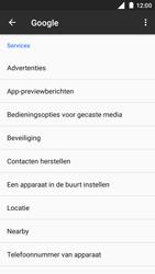 Nokia 5 - Beveiliging en privacy - zoek mijn mobiel activeren - Stap 5