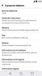 LG H840 G5 SE - Réseau - Installation de mises à jour - Étape 6