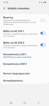 Samsung Galaxy A20e - 4G instellen  - Toestel instellen voor 4G - Stap 8