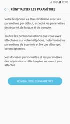 Samsung Galaxy A3 (2017) (A320) - Android Nougat - Device maintenance - Retour aux réglages usine - Étape 8