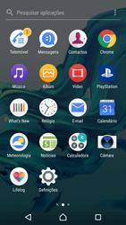 Sony Xperia XZ - Android Nougat - Chamadas - Como bloquear chamadas de um número -  3