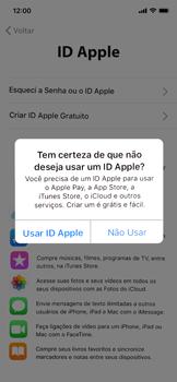 Apple iPhone XR - Primeiros passos - Como ativar seu aparelho - Etapa 17