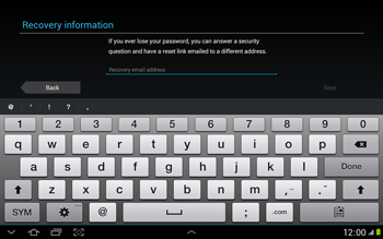 Samsung N8000 Galaxy Note 10-1 - Applications - Downloading applications - Step 9