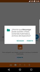 BlackBerry DTEK 50 - Mensajería - Escribir y enviar un mensaje multimedia - Paso 13