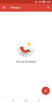 ZTE Blade V9 - E-mail - Manual configuration (gmail) - Step 6
