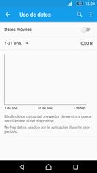 Sony Xperia M5 (E5603) - Internet - Activar o desactivar la conexión de datos - Paso 7