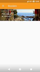 Sony Xperia XA2 - Photos, vidéos, musique - Envoyer une photo via Bluetooth - Étape 7