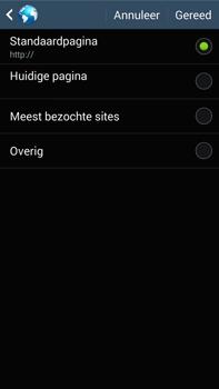 Samsung N9005 Galaxy Note III LTE - Internet - Handmatig instellen - Stap 23