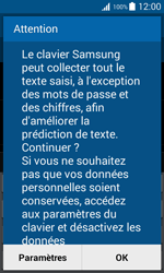 Samsung Galaxy Trend 2 Lite - Contact, Appels, SMS/MMS - Ajouter un contact - Étape 6