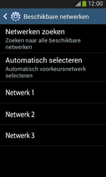 Samsung S7275 Galaxy Ace III - Bellen - in het buitenland - Stap 8