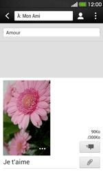 HTC Desire 500 - MMS - envoi d'images - Étape 15