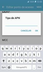 Samsung Galaxy Xcover 3 (G389) - Internet no telemóvel - Como configurar ligação à internet -  13