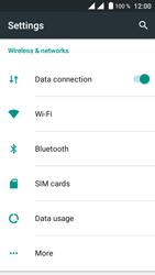 Crosscall Trekker M1 Core - Internet - Disable data roaming - Step 4
