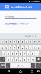 Sony Xperia XZ - Android Nougat - E-mail - Configurar Gmail - Paso 11