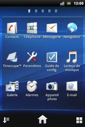 Sony Ericsson Xperia Mini Pro - Internet - activer ou désactiver - Étape 3
