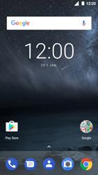 Nokia 3 - Applicaties - Applicaties downloaden - Stap 1