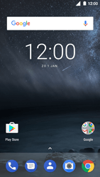 Nokia 3 - Device maintenance - Back up - Stap 1