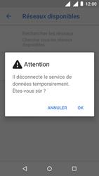 Nokia 1 - Réseau - Sélection manuelle du réseau - Étape 9