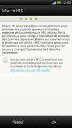 HTC One S - Premiers pas - Créer un compte - Étape 8