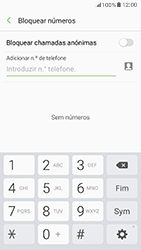 Samsung Galaxy A5 (2017) - Chamadas - Bloquear chamadas de um número -  7
