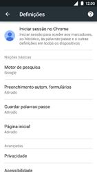 Nokia 5 - Internet no telemóvel - Como configurar ligação à internet -  25