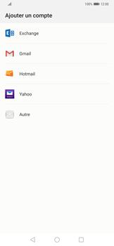Huawei Mate 20 Pro - E-mail - Configuration manuelle - Étape 4