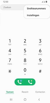 Samsung galaxy-a8-2018-sm-a530f-android-pie - Voicemail - Handmatig instellen - Stap 5