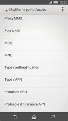 Sony Xperia Z2 (D6503) - Internet - Configuration manuelle - Étape 14