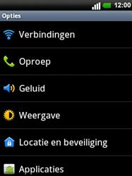 LG C660 Optimus Pro - Voicemail - handmatig instellen - Stap 4