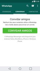 LG G5 - Aplicações - Como configurar o WhatsApp -  16