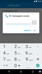 LG Google Nexus 5X - Messagerie vocale - configuration manuelle - Étape 11