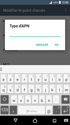 Sony Xperia X Performance (F8131) - Internet - Configuration manuelle - Étape 14