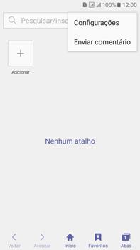 Samsung Galaxy On 7 - Internet (APN) - Como configurar a internet do seu aparelho (APN Nextel) - Etapa 24