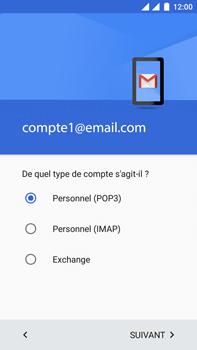 OnePlus 3 - E-mail - Configurer l