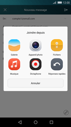 Huawei P8 Lite - E-mail - envoyer un e-mail - Étape 11
